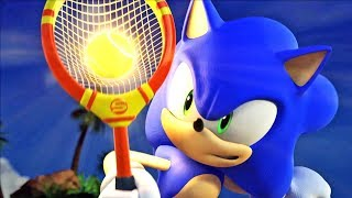 Sega Superstars Tennis: Os Maiores Personagens da Sega
