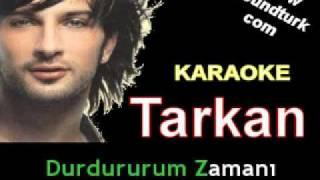 Tarkan - Gitme karaoke