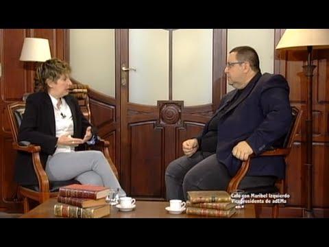 Cafe con Maribel Izquierdo - Vicepresidenta de adEMa