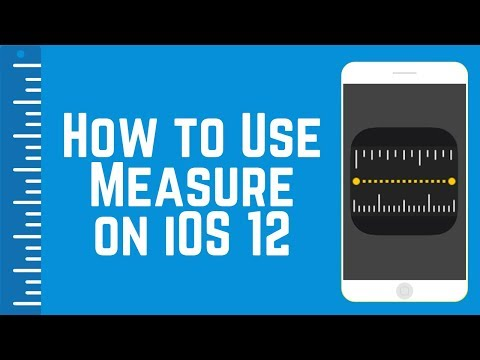 How to Use the Measure App in iOS 12 – Who Needs a Ruler?