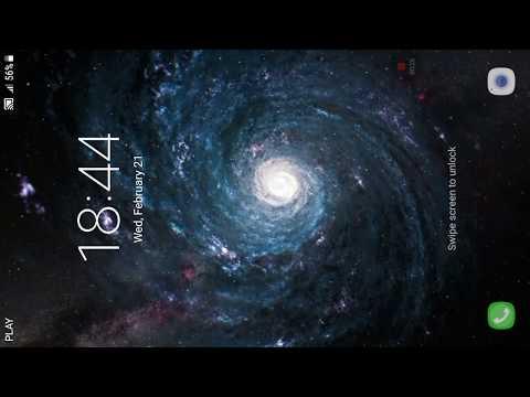 Nucleo Galattico Sfondi Animati App Su Google Play