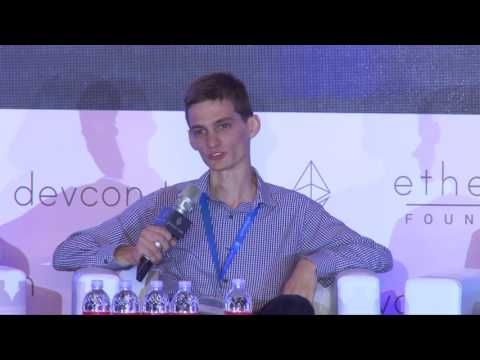 Panel   Smart Contract Security in Ethereum
