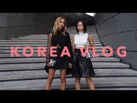 KOREA VLOG  Louis Vuitton, Britney Spears, & Visiting My Grandma  Vlog#41  Aimee Song