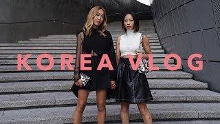 KOREA VLOG - Louis Vuitton, Britney Spears, & Visiting My Grandma - Vlog#41 | Aimee Song