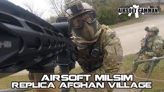 airsoft milsim replica afghan village eastmere stanta