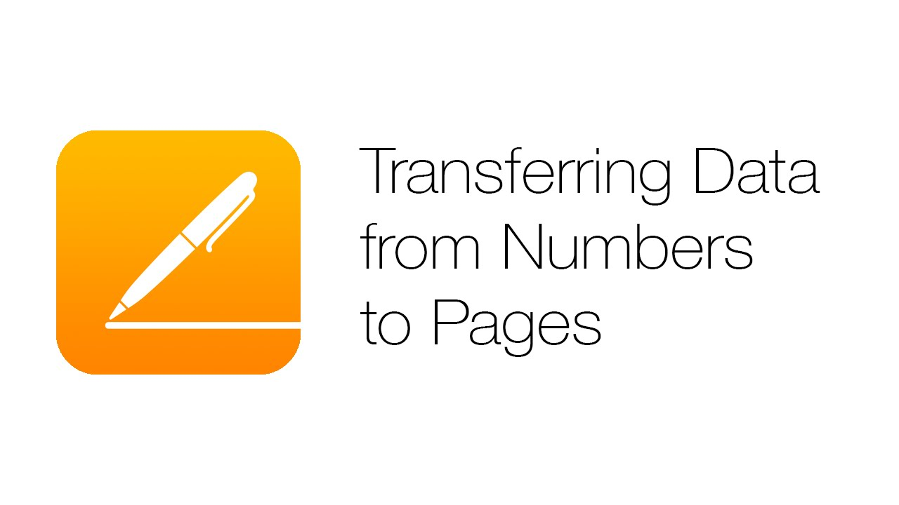 Standard operating procedure template (apple iwork pages/numbers.