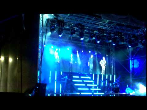 The Wanted Performing Heart Vacancy (Doncaster Racecourse)