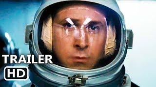 O PRIMEIRO HOMEM Trailer Brasileiro LEGENDADO (2018) Ryan Gosling Filme