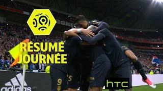 Résumé de la 34ème journée - Ligue 1 / 2016-17