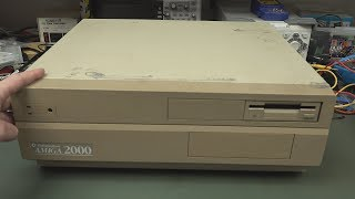 Video Amiga 2000 Teardown & Power Up download MP3, 3GP, MP4, WEBM, AVI, FLV Agustus 2018