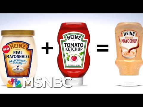 Condiment Collusion: Russian Dressing Or Mayo-Chup? | MTP Daily | MSNBC