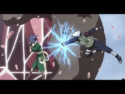 Naruto, Kakashi, Shino And Sai Vs Guren And Gozu! [HD]