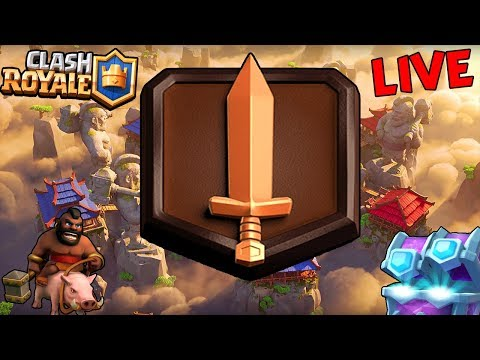Mi-a venit webcam-ul | Clash Royale - Live #117