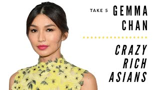 Take 5 | 'Crazy Rich Asians' Star Gemma Chan Crushes on a Chipmunk