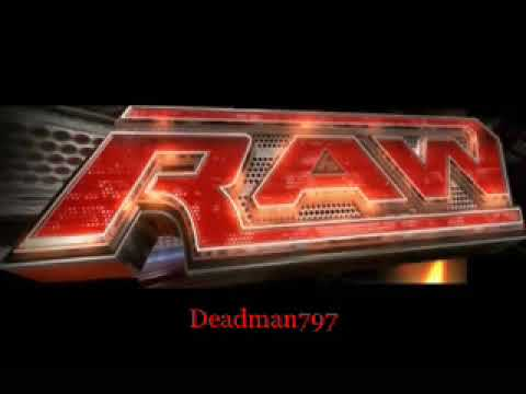 WWE Official Raw New Theme Song 2009 by Nickelback - Burn it to the ground
