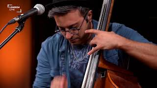 Adam Ben Ezra - AWESOME UPRIGHT BASS SOLO - Revisited
