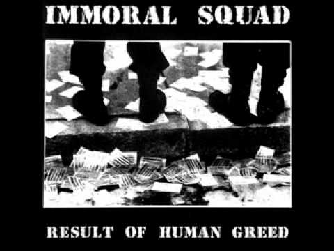 Immoral Squad  Totally Blind