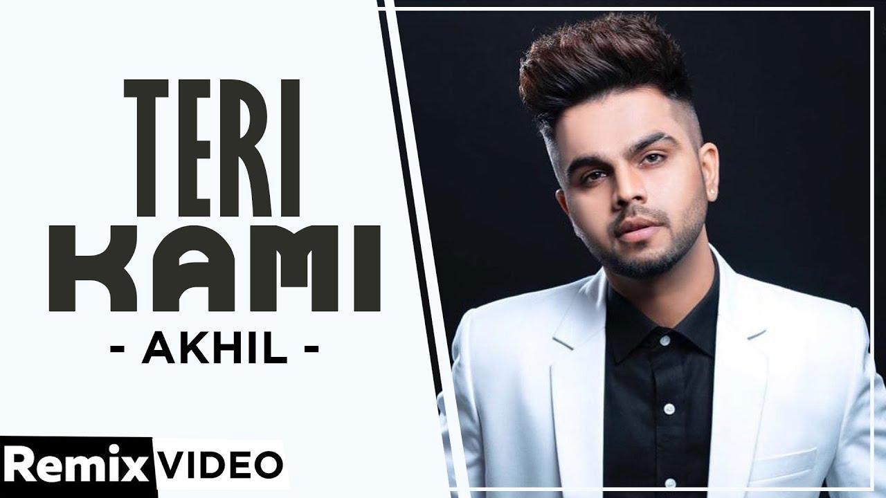 Teri Kami (Future Bass Remix)   AKHIL   DJ Dalal London   Exclusive Punjabi Song on NewSongsTV & Youtube