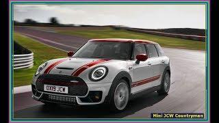 2020 Mini JCW Countryman Review