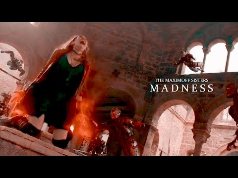 The Maximoff Sisters [Madness]