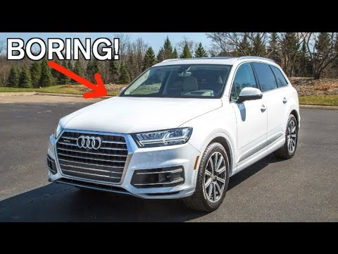 Why You SHOULD NOT Buy A 2017 Audi Q7!