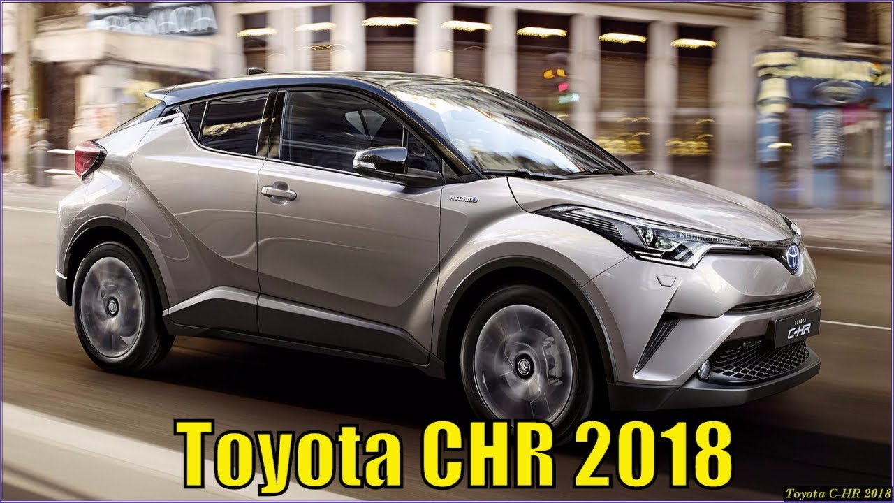 new toyota chr 2018 review and specs youtube. Black Bedroom Furniture Sets. Home Design Ideas
