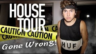 HOUSE TOUR GONE WRONG! Thumbnail