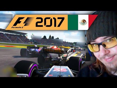 Kamikaze-Dhalu | Mexiko 1/2 🎮 F1 2017 #41