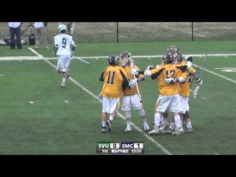 Southern Virginia University Men's Lacrosse vs St. Mary's (Md.)