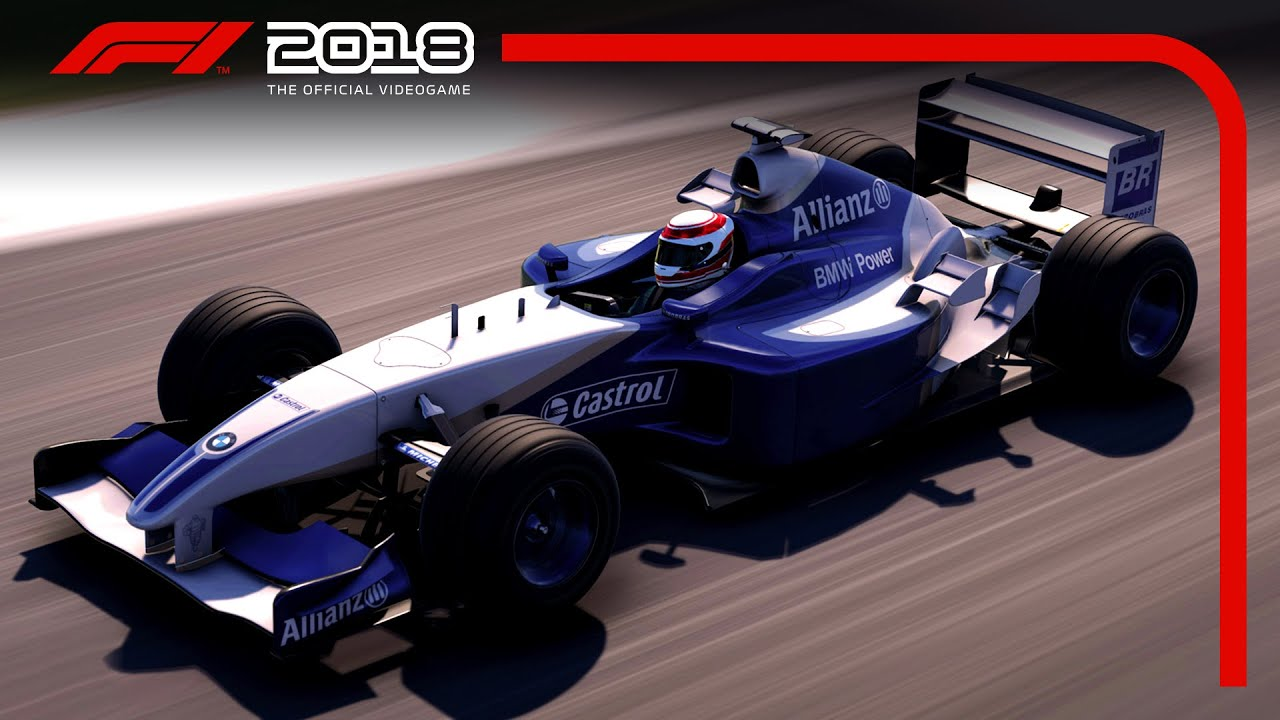 F1 2018 news: Release date, career mode, classic cars