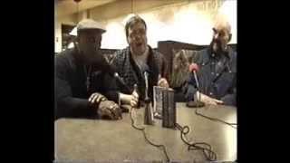 CCW Slamapalooza Preview Scott Spears interviewing Ox Baker & Tony Atlas for 3/8/14 event