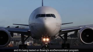 Boeing'S Ecodemonstrator Sees The Skies Ahead