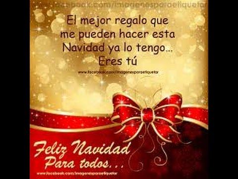 Felicitación De Navidad 2014 Frases Navideñas Cortas Frases Bonitas