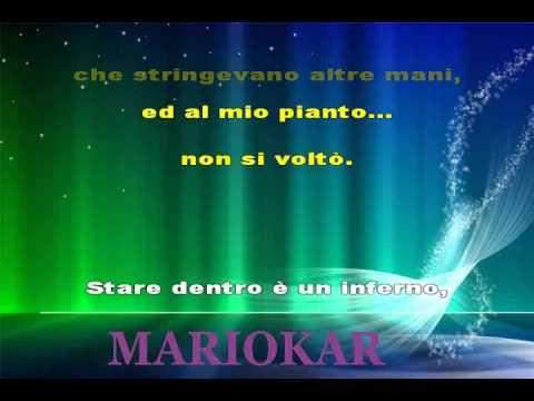 Adriano Celentano   Una storia come questa karaoke