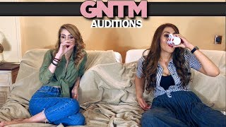 GNTM: Τι συνέβη στις auditions?! 👠 | GirlsNextDoor