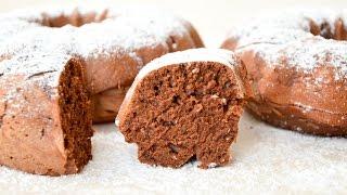 Очень простой шоколадный кекс в кекснице GFGRIL GFW-025 KEKS EXPRESS ☆ Easy chocolate cake