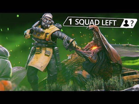 THE LAST PLAYER WAS... A DRAGON!? - Best Apex Legends Funny Moments And Gameplay Ep 219