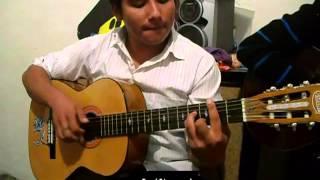 Como tocar te quiero de hombres G en guitarra acústica facil  #2