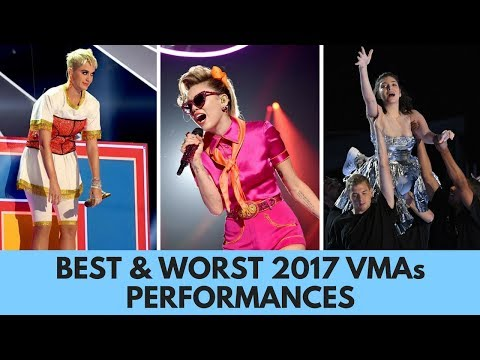 Best & Worst 2017 VMAs Performances