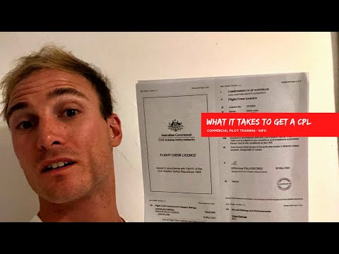How To Become A Commercial Pilot In Australia