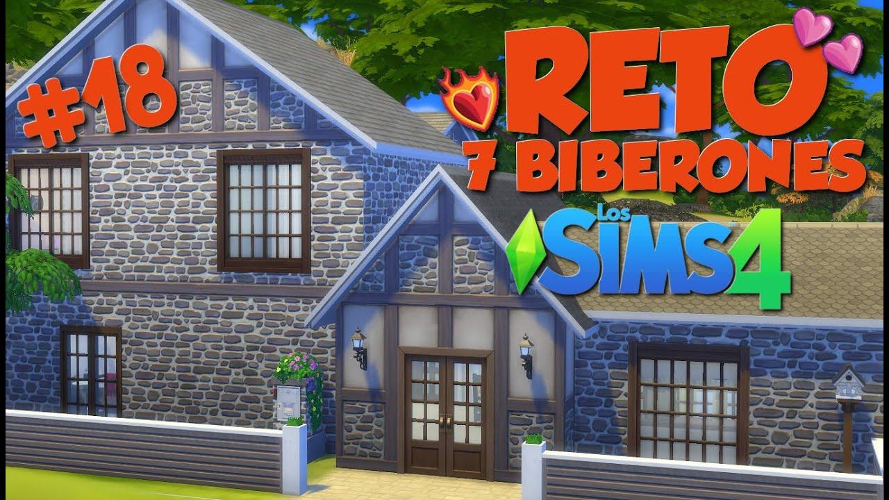 Reto 7 Biberones Los Sims 4 Reforma En Casa Ep 18 Youtube