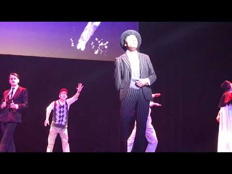 FHS Tommy Tune Awards best actor medley 2018