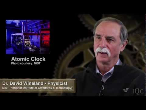 How Atomic Clocks Work - Dr. David Wineland