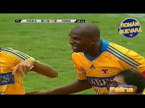 Los 23 Goles De Itamar Batista Con Tigres HD