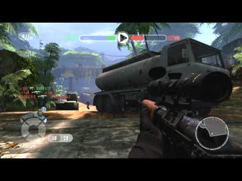 Goldeneye Reloaded [Xbox360] Online Multiplayer Gameplay [Docks and Jungle]