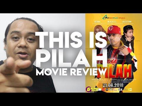 #ZHAFVLOG - DAY 176/365 - This is Pilah Movie Review | Waris Iesna Juzzthin Negeri Sembilan