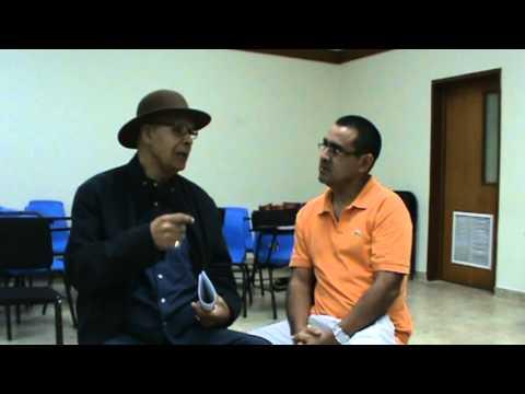 El Salsero Eduardo Livia entrevista al Maestro Victor Paz (www.radioelsalsero.com)