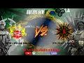 SPFR vs PA Campeonato LigaSSWBrasil
