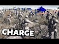 Both Armies Counter-Attack ! Army Men Huge Winter field Battle (AMOW)