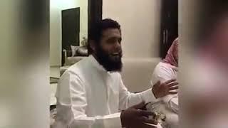 أنشودة الشيخ منصور السالمي الجديدة (على صحبة الخير كان اللقاء) لا تفوتكم👆👆👆